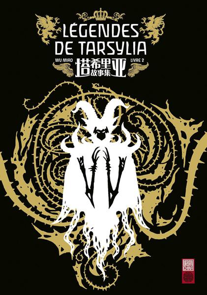 Couverture de Legendes de Tarsylia 2