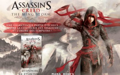 Assassin's Creed – The Ming Storm