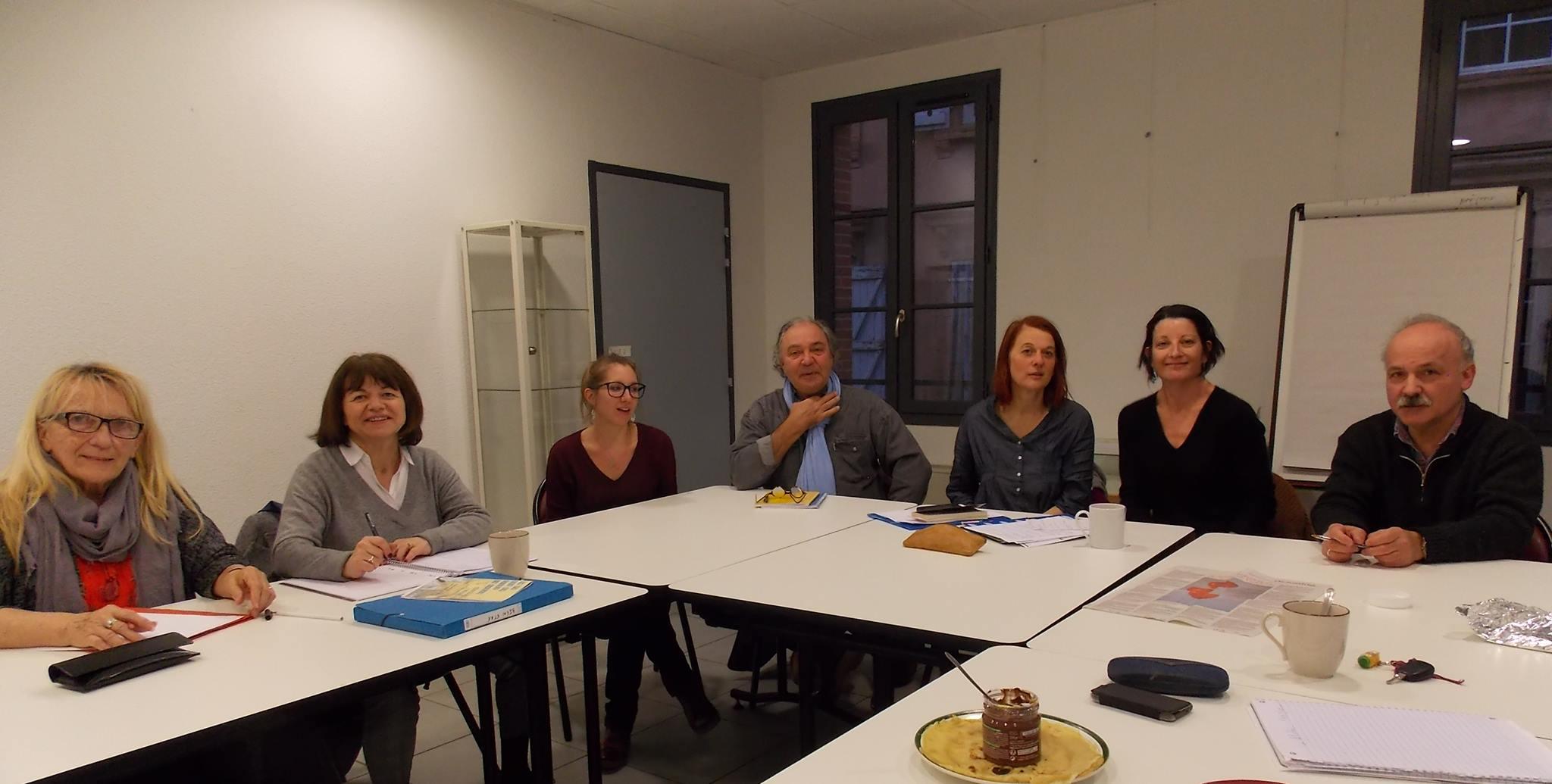 Atelier d'ecriture Maison des ecritures Lombez